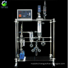 Pilot thin film evaporator alembic essential oil distillation equipment