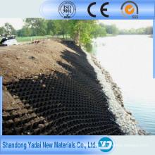 Geocélula de Plástico para Proteção de Inclinação