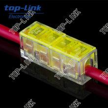 Автоматические электрические разъемы для проводов