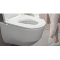 Couverture de toilette jetable Safty