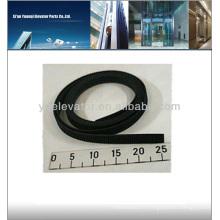 Courroie d'ascenseur des portes KM601278H03, courroie plate de l'ascenseur, ceinture d'ascenseur