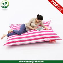 Mengzan original de lujo clásico de beanbag juego de silla / adulto silla de playa cubierta