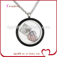 acrylic lockets mens pendant