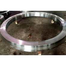 Bearbeiteter Ring, halbfertige Lagerringe, präzise bearbeitete Ringe