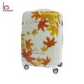Bolsos de lujo del viaje del equipaje de la carretilla del diseño de la manera de la alta calidad