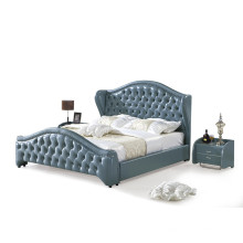 Juego de dormitorio moderno Lether Home