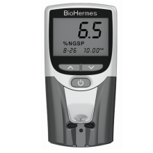A1c EZ 2.0 Portable Glycohemoglobin Analyzer