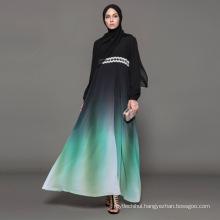 Owner Designer brand oem label manufacturer women dress Islamic Clothing custom abaya