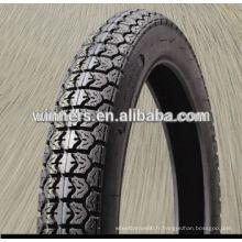 Moto pneus scooter usine de pneus 350-18
