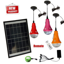 Lâmpada de luz/leitura de campismo/Kit de iluminação portátil LED casa