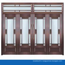 Modern entry door Commercial glass entrance door