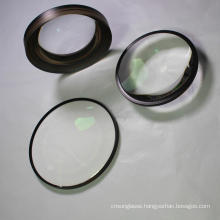 Optical lens sets for projection optics systems