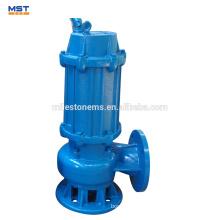Bomba sumergible de aguas residuales de 3 fases y 7.5 hp