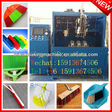 CNC 5 ejes escoba perforación y tufting máquina / cepillo que hace la máquina / cepillo tufitng máquina