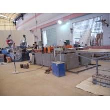 PVC/PP/PE/HIPS sheet extrusion production line
