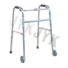 Andador y rodillo de aluminio