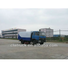 DongFeng 145 road sweeper truck,dust tank 5m3,water tank 3m3