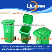 2013 household plastic Garbage bin rubbin dustbin molds supplier