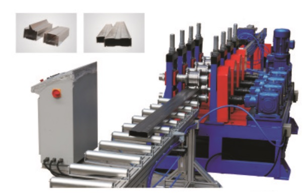 Box Beam Roll Forming Machinery