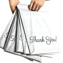 malas diretas personalizadas de poliéster para sacos plásticos de roupas de proteção
