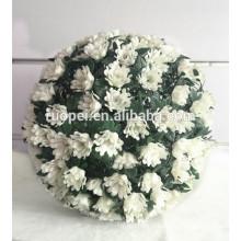Boule de fleur artificielle pour le mariage ou la maison decoritave