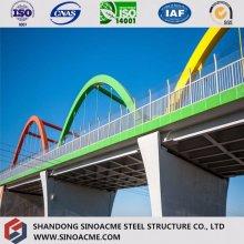 ISO Certified Quality Heavy Steel Frame Bridge