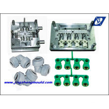 Plastic Y Pipe Fitting PPR Injection Mould/Moulding