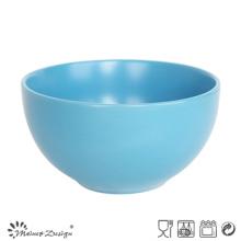 Bol Rond En Céramique Bleu