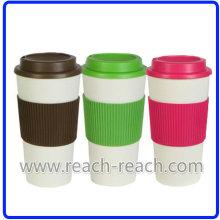 400ml Porcelain Coffee Mug (R-3019)