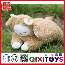 tissue box cover/plush cute animal shaped tissue box covers/lovely plush cute sheep tissue box