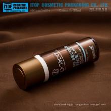 ZB-RA30 30ml venda quente boa qualidade clássica redonda cor personalizável 1 oz girar plástico 15ml 30ml bomba airless bottle