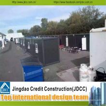 Плоская система живущий дом контейнера