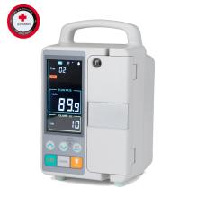 Tragbare automatische Infusionspumpe für medizinische Geräte