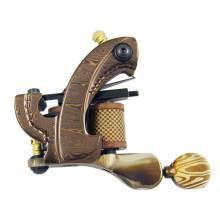Klassisches Design Damaskus Tattoo Maschinengewehre