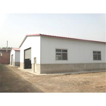 Casa de almacenamiento prefabricada de estructura de acero (KXD-SSB1402)