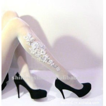 2016 new fashion special tattoo skin socks for sex lady and girls