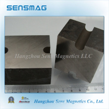 Литые постоянные магниты AlNiCo8 Пзготовителей