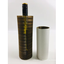 Cardboard Sleeve Ideal for Protecting Your Fragile and Cylindrical Pieces/Extensible Corrugated Cardboard/Cardboard Tube/Cardboard Sleeve