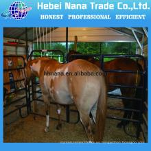 estante de acero galvanizado portátil caliente sumergido del caballo para la venta