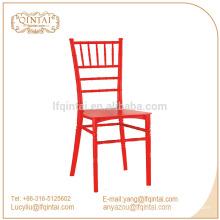 Muebles comerciales boda silla decoración bambú banquete sillas
