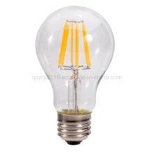 6,5 W A60 Limpar Dim E27 220 V Trabalho Casa Luz LED Bulbo