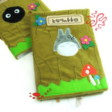 Plush Animal Notebooks