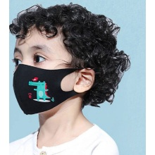 Cartoon Print Masks for Children