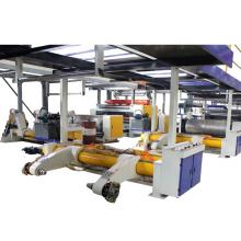 Long lifespan 1600mm 5 ply automatic corrugation plant cardboard production line