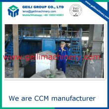 Entidade de investimento muito baixo CCM / fundição de metal