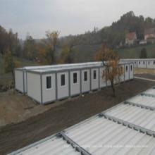 Vorgefertigtes Mobilhaus für Unterkunftslösung
