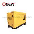 10kw Air Cooled Silent Diesel Generator Motor Brunshless Singel Phase Permanent Magnet Low Speed Generator Price List/Cost