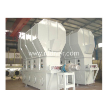 XF Series Horizontal Fluidizing Dryer/drying citric acid
