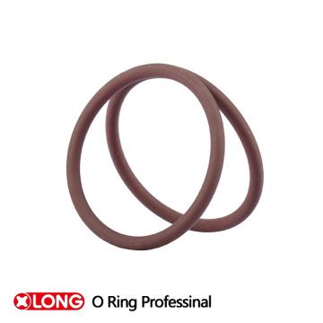 Bonne qualité Grinding Brown FKM Rubber Orings