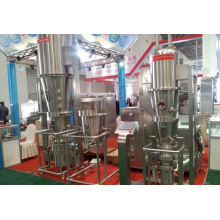 2017 FLP series multi-function granulator and coater, SS continuous dryer design, vertical spray dryer cost